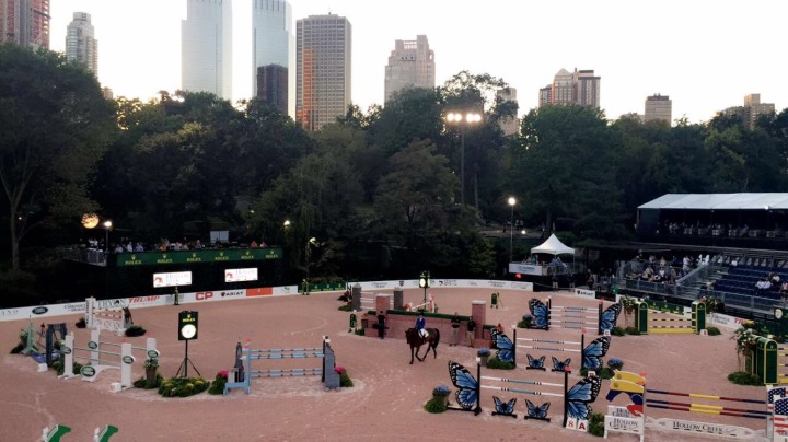 Plan Your Trip to NYC to See the Rolex Central Park Horse Show September 2017