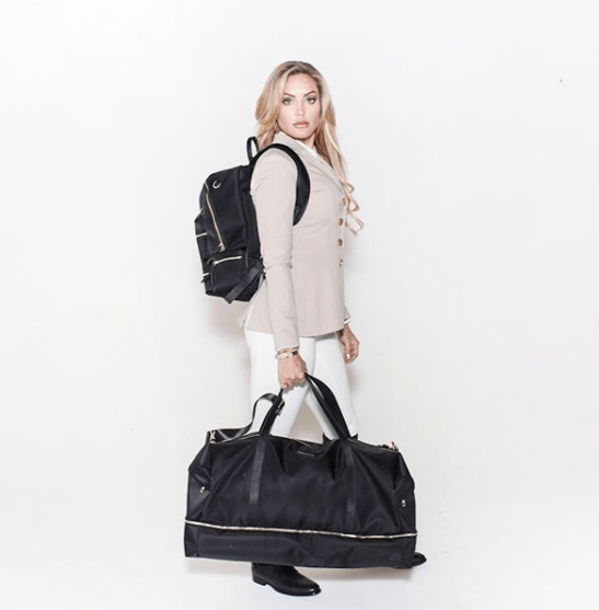 YAY OR NAY: Maelort & Co.'s new Pierson duffle and Kate ring backpack